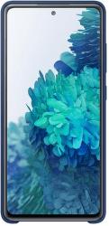 Samsung silikonové pouzdro pro Samsung Galaxy S20 FE modré