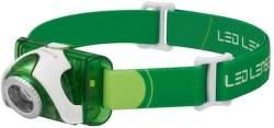 LED Lenser SEO 3 (zelená)