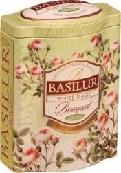 Basilur Bouquet White Magic 100g zelený čaj