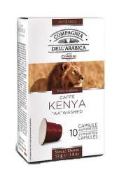 Corsini Kenya 10ks Nespresso