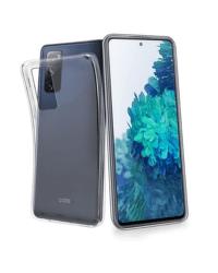 SBS Skinny pouzdro pro Samsung Galaxy S20 FE transparentní