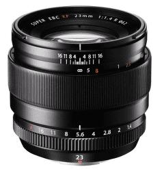 Fujifilm XF 23 mm f/1.4 R