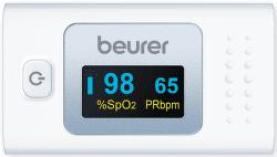 Beurer PO 35 pulzní oxymetr