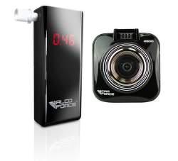 AlcoForce Prime + A500 alkohotester + autokamera