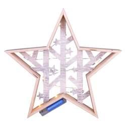 Solight 1V231 LED vánoční hvězda