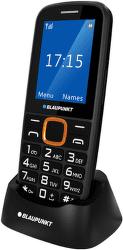 Blaupunkt BS 04 černo-oranžový