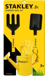 Stanley Jr. SGH008-04-SY sada zahradních nástrojů