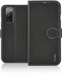Fonex Identity flipové pouzdro pro Samsung Galaxy S20 FE černé