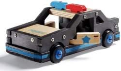 Stanley Jr. OK096-SY stavebnice policejní auto