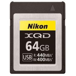 Nikon paměťová karta 64 GB XQD