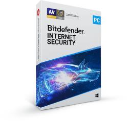 Bitdefender Internet Security 1PC/1R