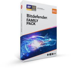 Bitdefender Family Pack 15Z/1R