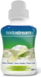 Sodastream citron/limetka sirup 500ml