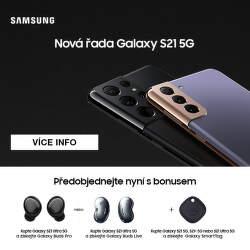 Dárek k předobjednávce Samsung Galaxy S21 5G / S21+ 5G / S21 Ultra 5G