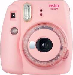 Fujifilm Instax mini 9 Clear růžová