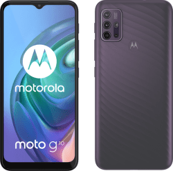 Motorola Moto G10 Aurora Grey šedý