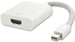 Power+10401 Konvertor z Mini Displayport (samec) na HDMI (samice)