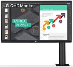 LG 27QN880 černý