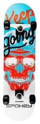 Spokey Skalle skateboard