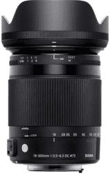 Sigma 18-300/3,5-6,3 DC MACRO OS Nikon vystavený kus splnou zárukou