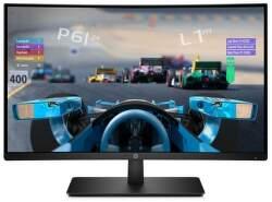HP 27x Curved Gaming (7MW42AA) černý