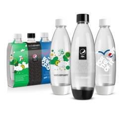 SodaStream Fuse 3pack Pepsi náhradní láhev 3 ks