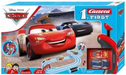Carrera First- 63039 Cars Piston Cup