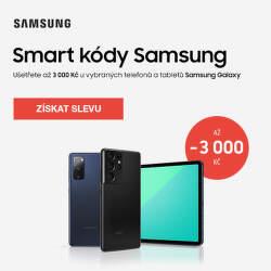 Extra slevy až 3 000 Kč na vybrané modely Samsung Galaxy