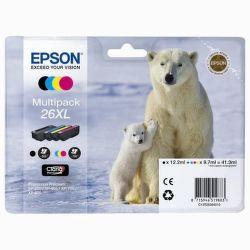 Epson T2636 26XL color (lední medvěd) - inkoustová náplň