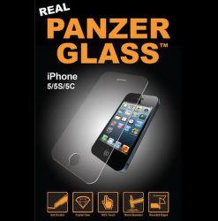 Panzerglass tvrzené sklo pro iPhone 5/5S/5C, transparentní