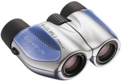 OLYMPUS 8x21 DPC I (ocelově modrá) - dalekohled