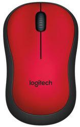 Logitech M220 (červená)