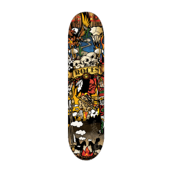 ROCES SKB INDIAN F, Skateboard