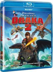 Jak vycvičit draka: 2 (3D+2D) - Blu-ray film