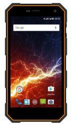 MyPhone Hammer Energy LTE oranžovo-černý vystavený kus splnou zárukou