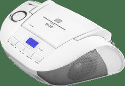 ECG CDR 800 U (bílý) vystavený kus splnou zárukou