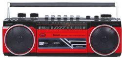 Trevi RR 501 BT červený