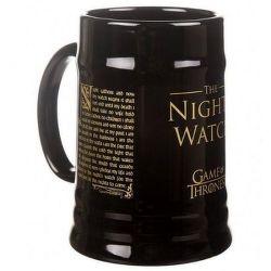 Keramický korbel Game of Thrones - Night's Watch