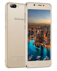 iGET Blackview GA7 zlatý