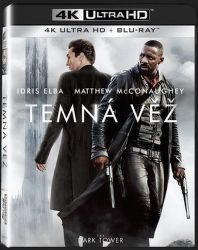 Temná věž - 2xBD (Blu-ray + 4K UHD film)