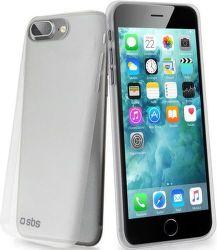 SBS Extra Slim pouzdro pro iPhone 7 Plus, transparentní