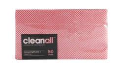 Cleanall univerzální čistící utěrky (50ks)