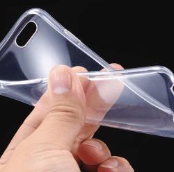 Winner TPU pouzdro pro Samsung Galaxy A8 2018, transparentní