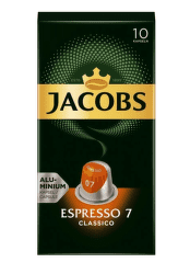 Jacobs Espresso Classico 7 (10ks/Nespresso)