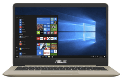 Asus ViboBook S14 S410UA-EB325T zlatý