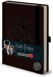 Harry Potter Hogwart´s Crest zápisník