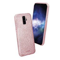 SBS Sparky Glitter pouzdro pre Samsung Galaxy S9+, růžová