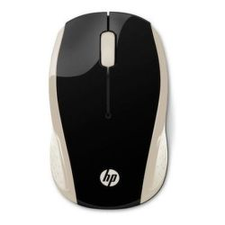 HP Wireless Mouse 200 zlatá