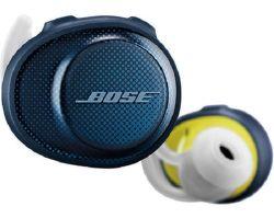 Bose SoundSport Free modrá