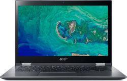 Acer Spin 3 NX.GUWEC.007 šedý